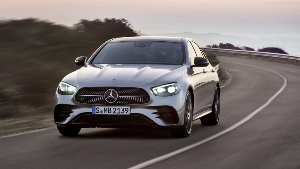 2021 Mercedes-Benz E-Class Gets A Facelift Along With A Dose Of Electrification
