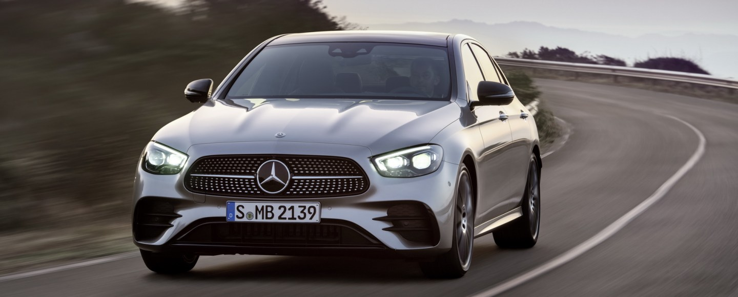 2021 Mercedes-Benz E-Class Gets A Facelift Along With A Dose Of Electrification