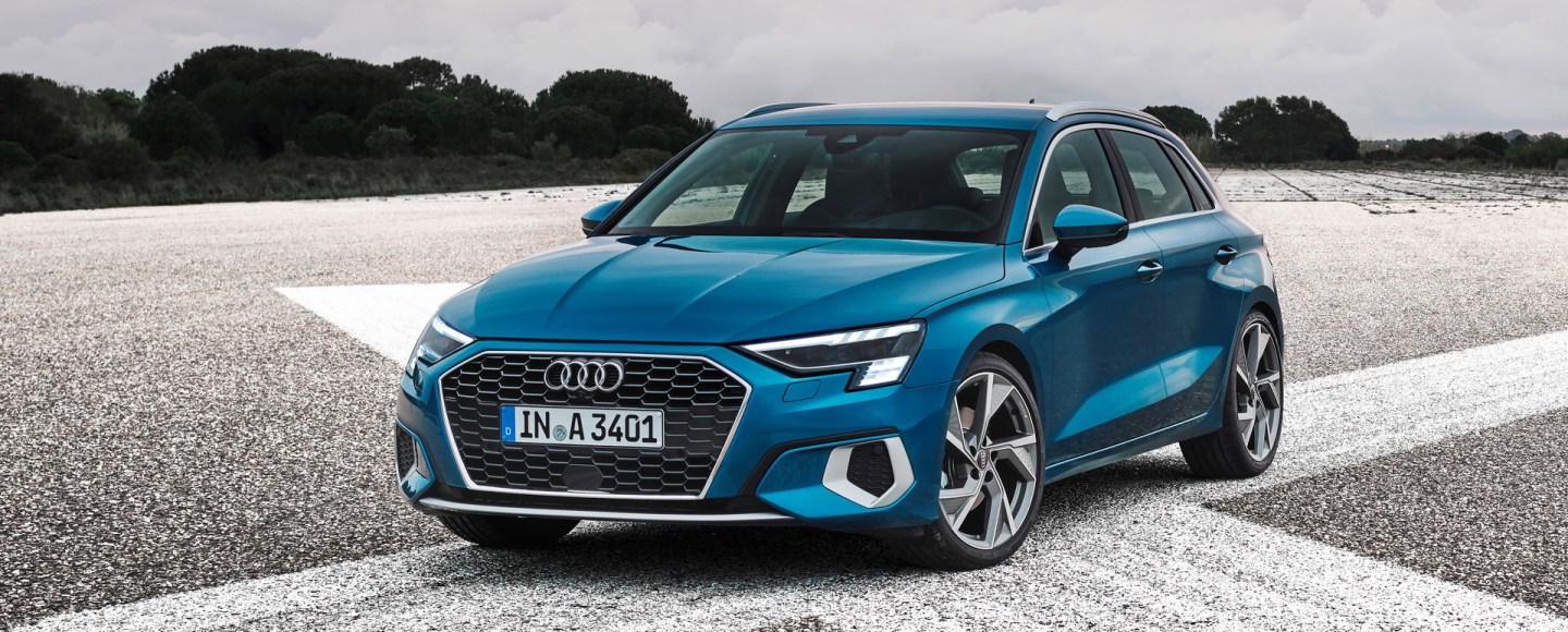 All-New 2021 Audi A3 Debuts With Sharper Looks, Boatloads Of Tech