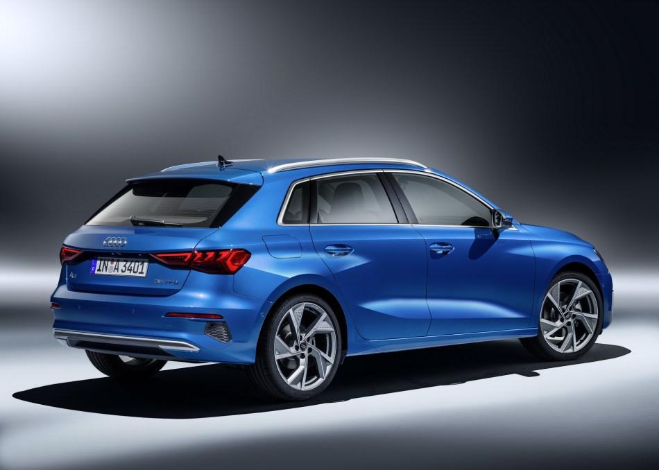 2021 Audi A3 Exterior