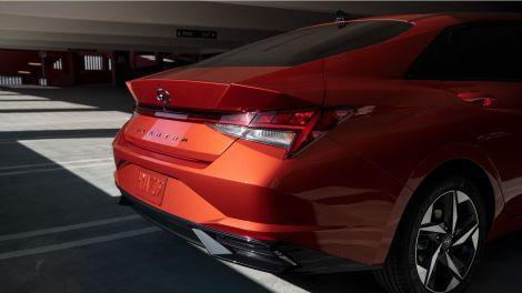 2021 Hyundai Elantra Exterior
