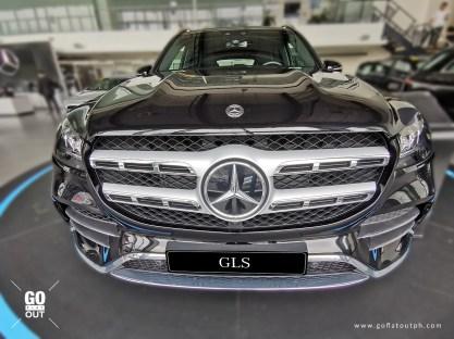 GLS 350d 4MATIC AMG Line 4