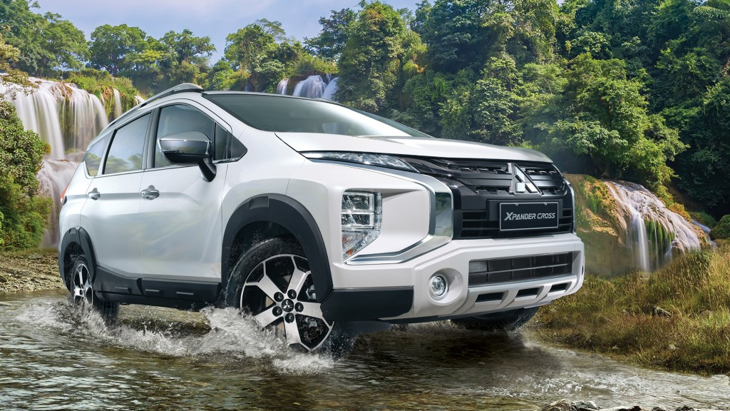 2020 Mitsubishi Xpander Cross Won't Be Displayed In Glorietta Anymore