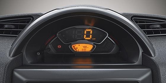 2020 Suzuki S-Presso Interior