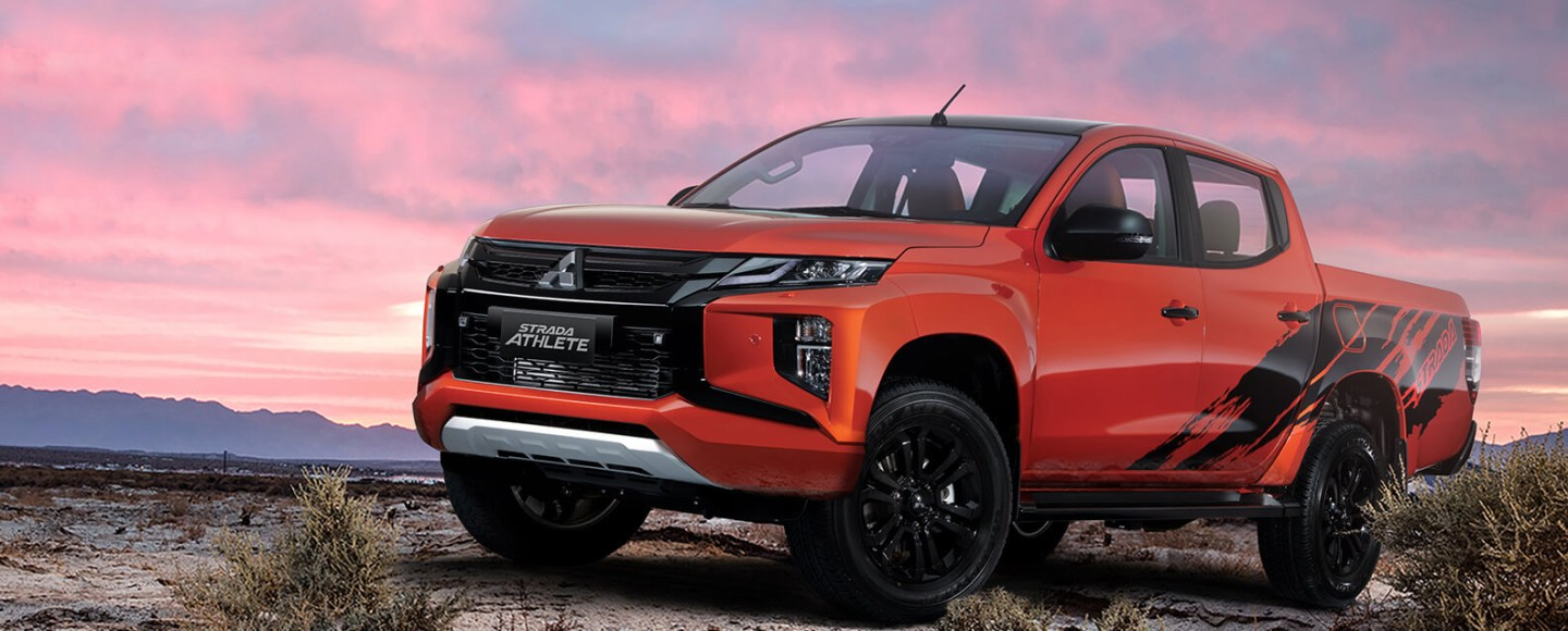 2020 Mitsubishi Strada Athlete Goes On Sale In PH, Starts At P1.443M