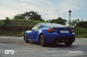 2020 Subaru BRZ 2.0 M/T Rear