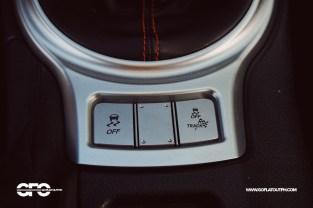 2020 Subaru BRZ 2.0 M/T Multi-Information Interior