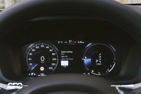 2020 Volvo XC60 Inscription Digital Gauge Cluster