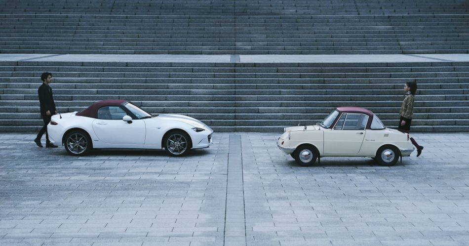Mazda Creates 100th Anniversary Special Editions Of Its Entire Line-Up
