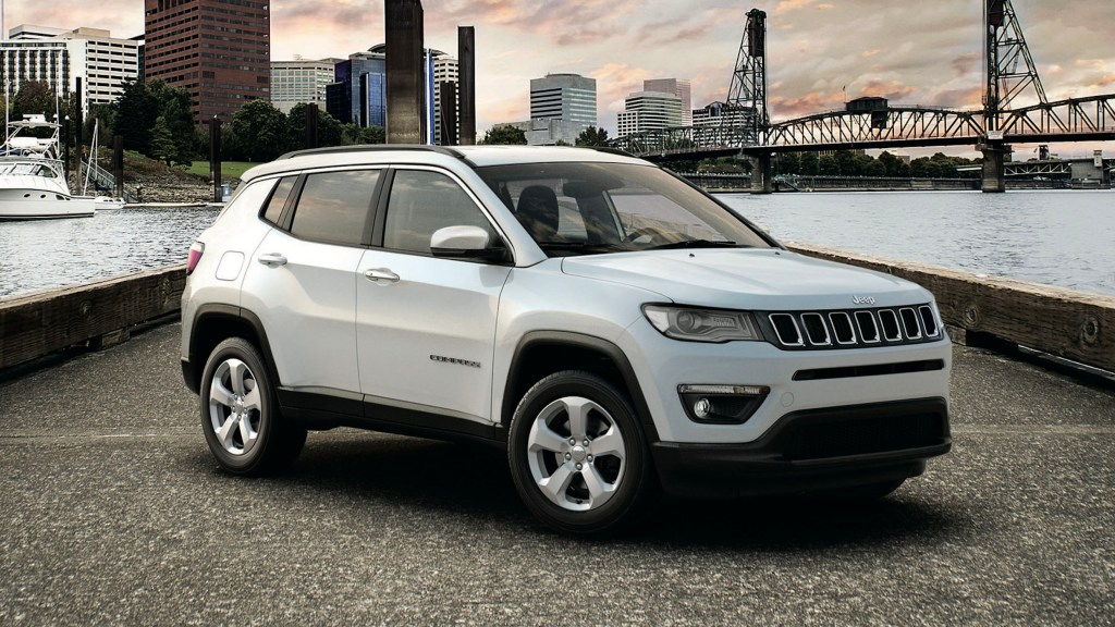 2020 Jeep Compass Goes On Sale In PH For P1.850M