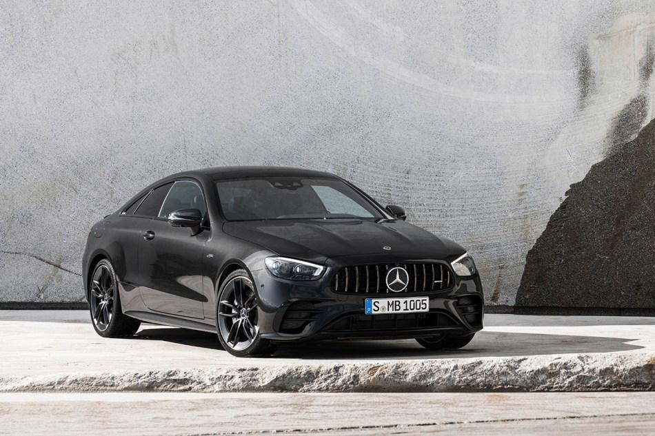 2021 Mercedes-AMG E53 Coupe Exterior