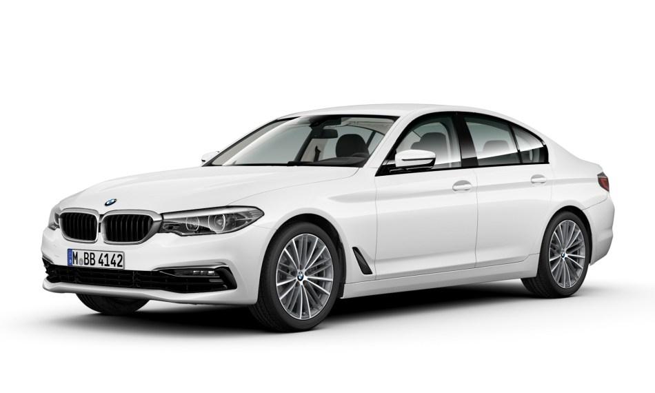 2020 BMW 520i Sport Exterior