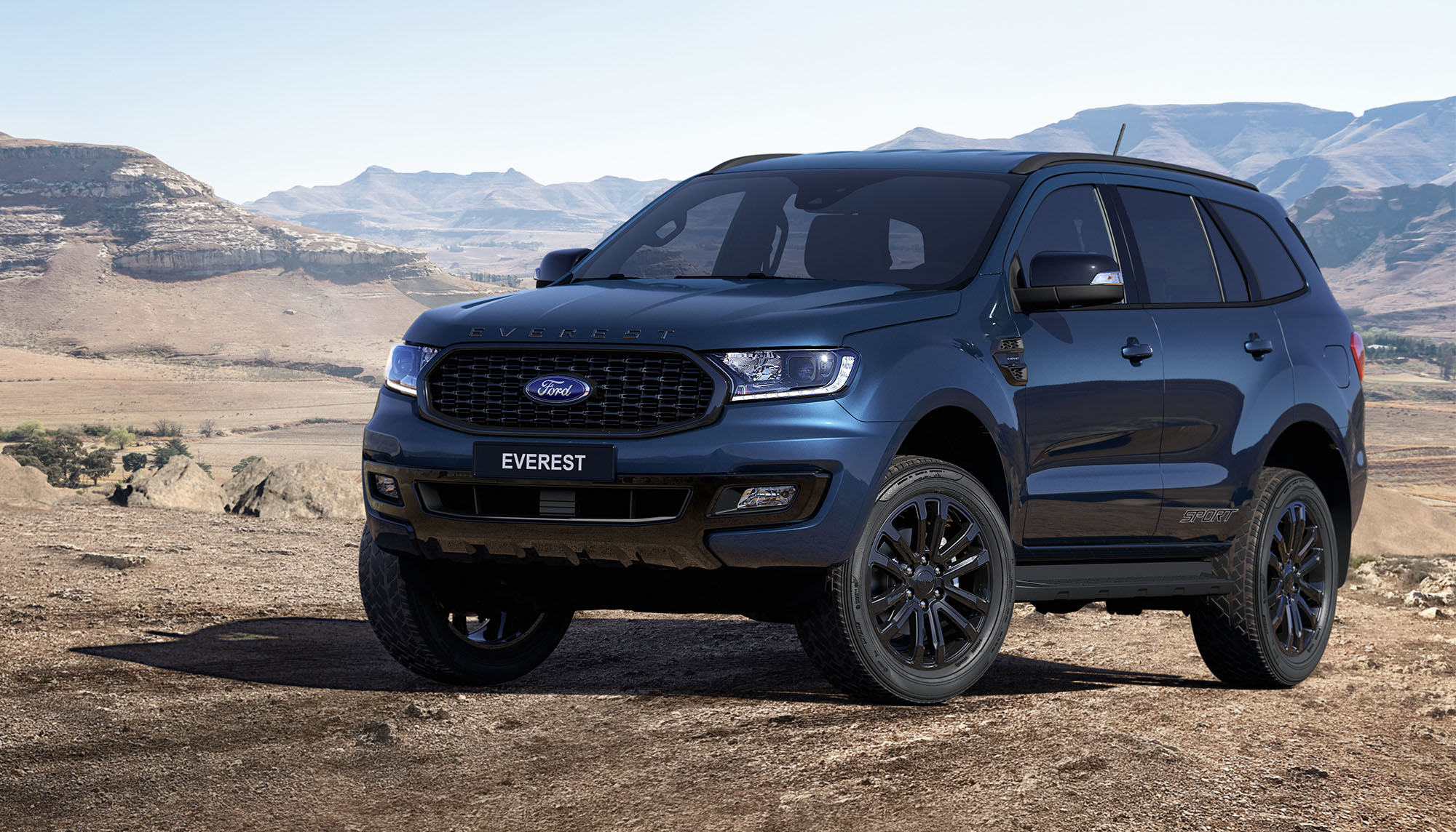 2020 Ford Everest Speed Test