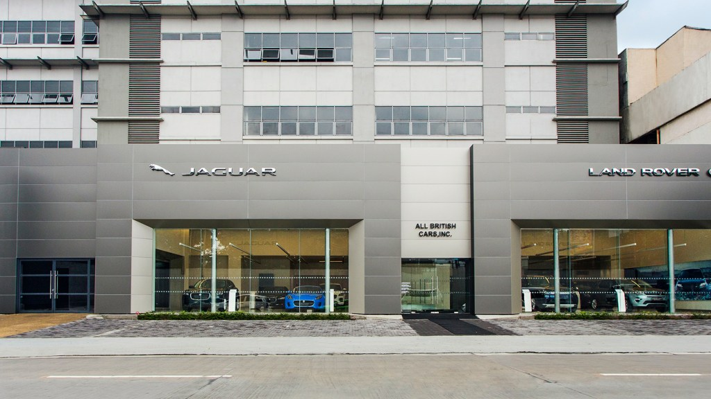Jaguar Land Rover's EDSA Dealership Will Open On May 16