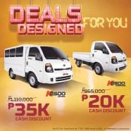 Kia K2500 Offer