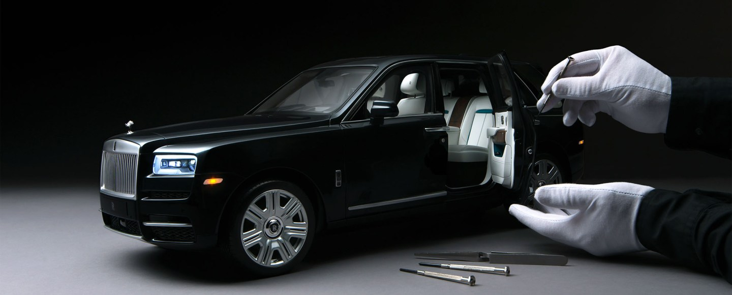 This Miniature Rolls-Royce Cullinan Probably Costs More Than Your Own Car