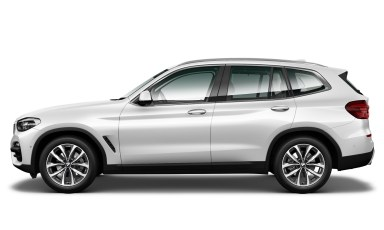 X3 xDrive20d Business (G01) - Side