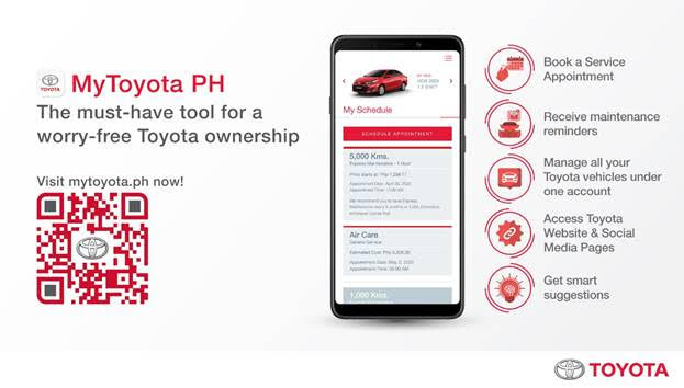 Toyota PH Will Let Owners Book Their Next PMS Online