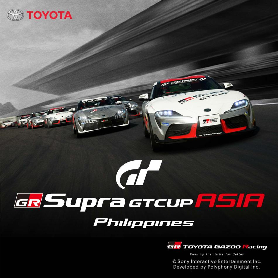 Toyota GR Supra GT Cup E-Sports Makes Its Way Into PH