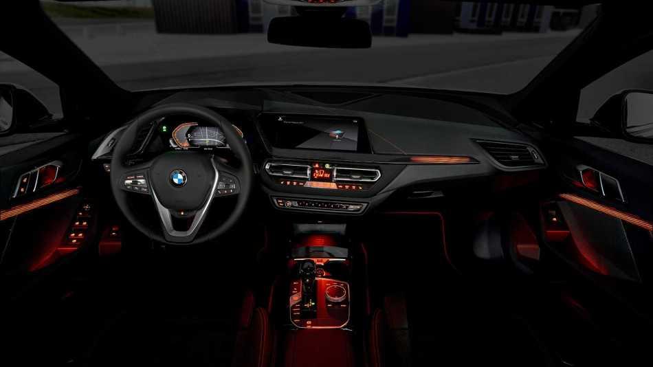 2020 BMW 218i Interior