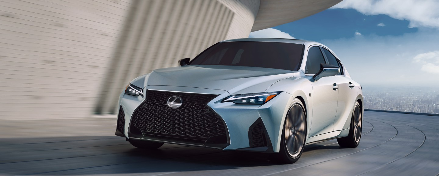 2021 lexus is is an extensive facelift of the current