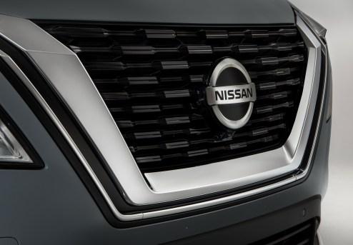 2021 Nissan Rogue Platinum Exterior