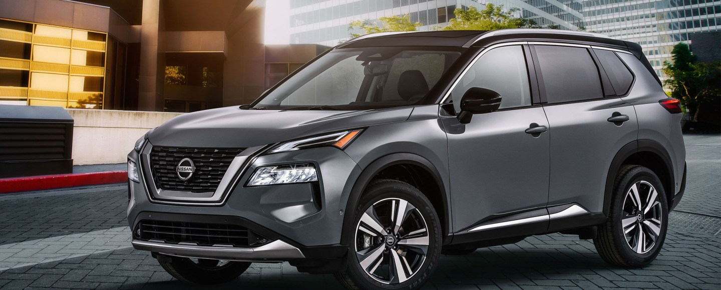 All-New 2021 Nissan X-Trail Shows Off Its Edgy Design