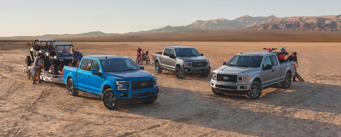 Is Ford Bringing The F-150 Full-Size Pick-Up To The PH?