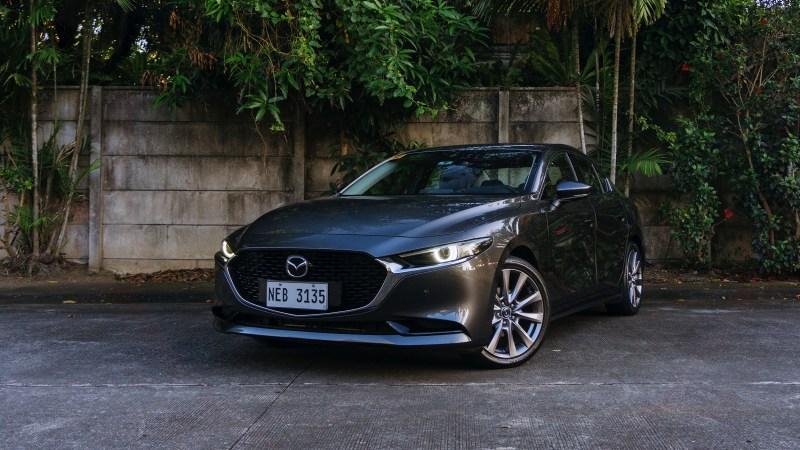2020 Mazda 3 Sedan 2.0 Premium Review