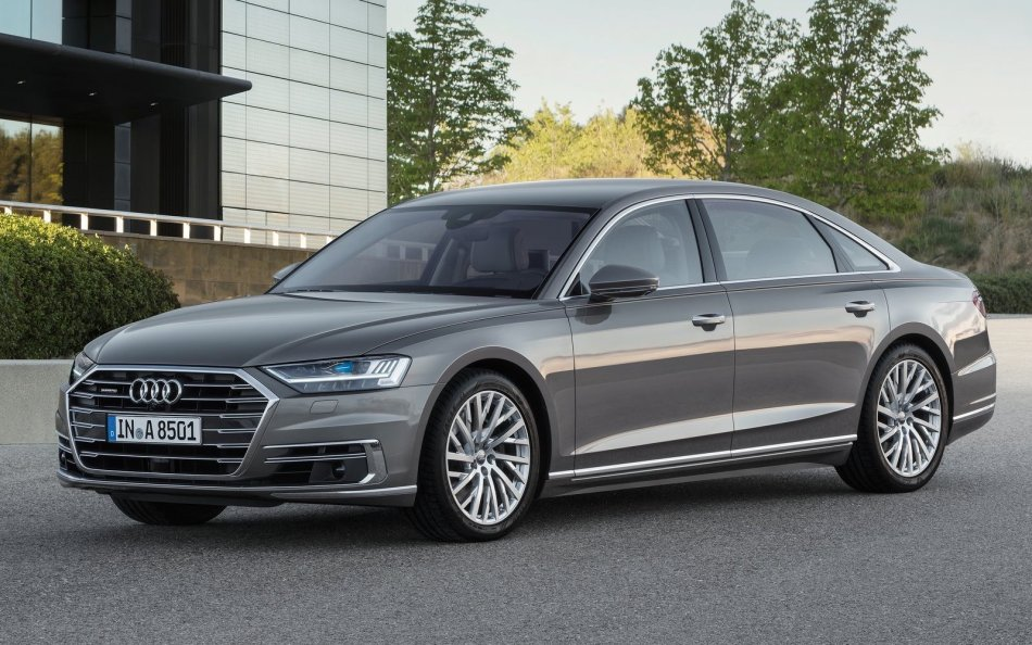 2020 Audi A8 L 3.0 TFSI MHEV Exterior