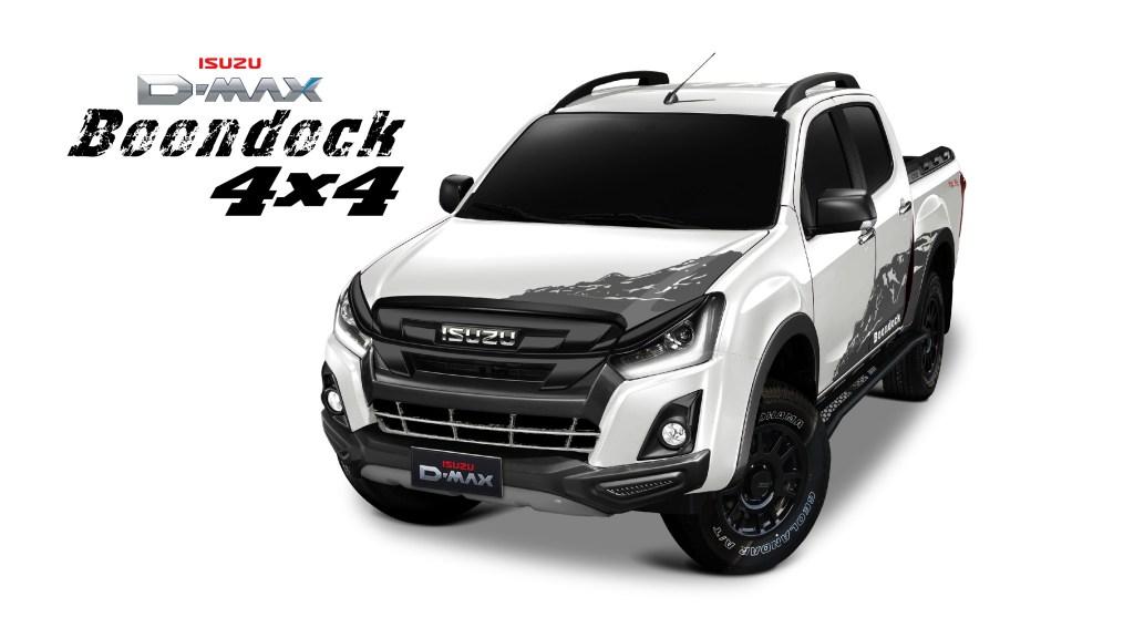 2020 Isuzu D-Max Boondock 4x4 Has Nitrogen-Charged Shocks, Starts At P1.725M