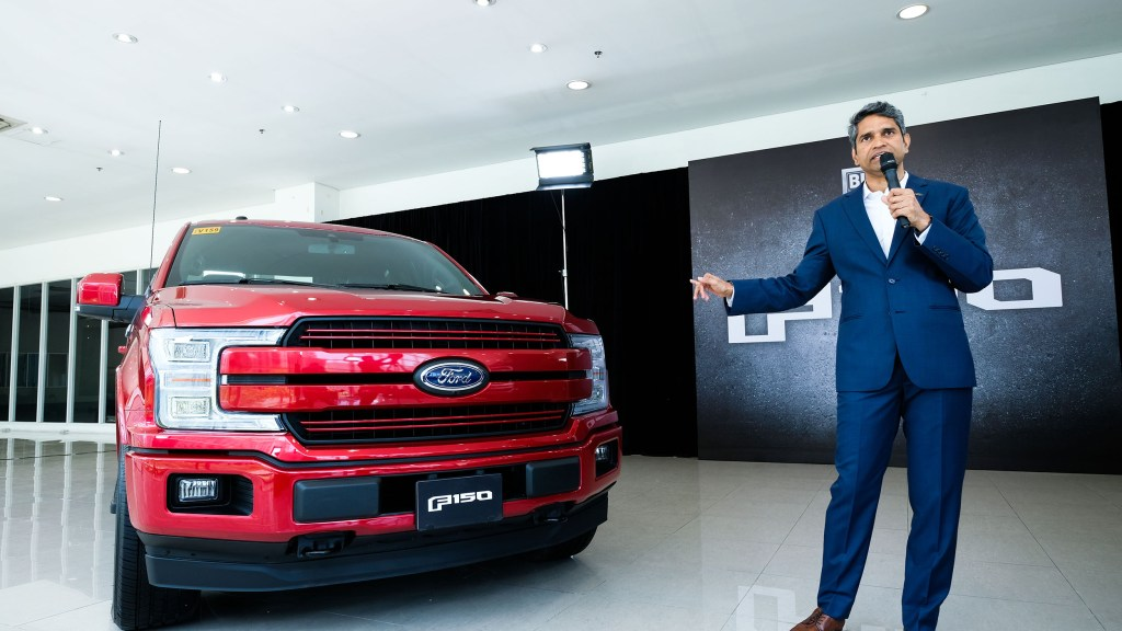 2020 Ford F-150 PH Launch Was Supposed To Happen In MIAS