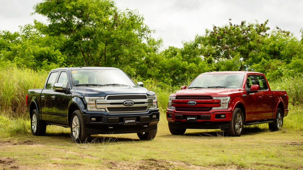 2020 Ford F-150 Arrives In PH With Co-Pilot360, Starts At P2.698M