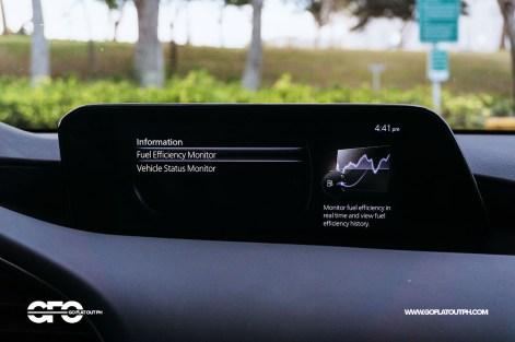 2020 Mazda 3 Infotainment