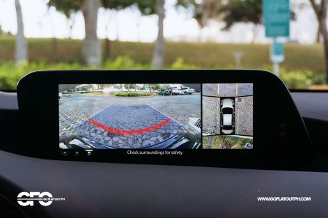2020 Mazda 3 360-Degree Camera