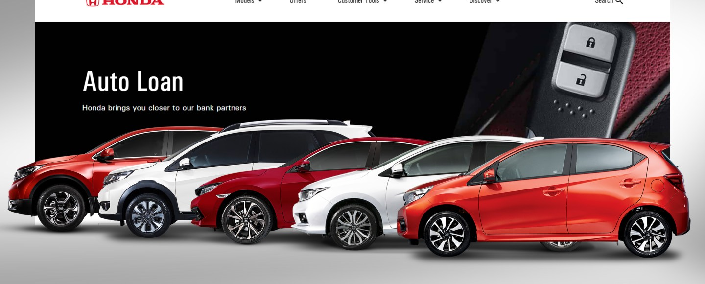 Honda Cars PH Is Making It Easier To Apply For An Auto Loan