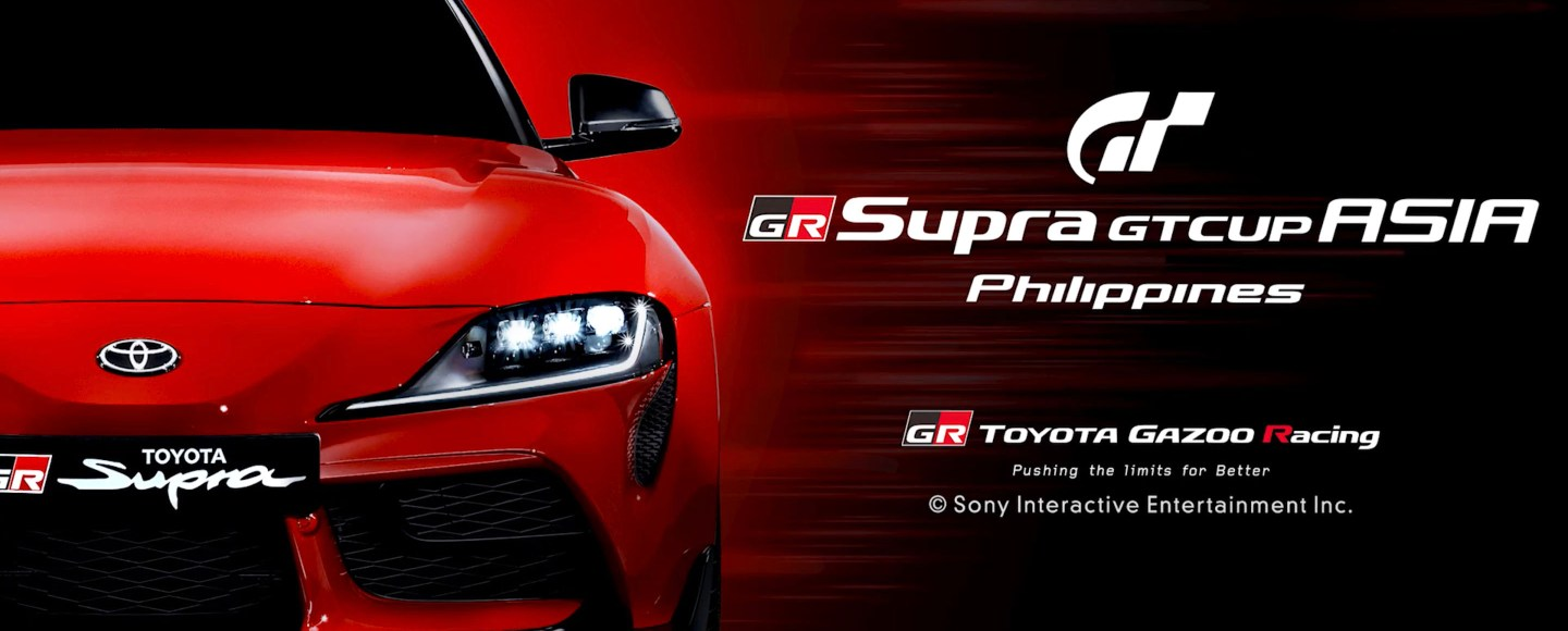 Want To Join The Toyota GR Supra GT Cup E-Sports Race?