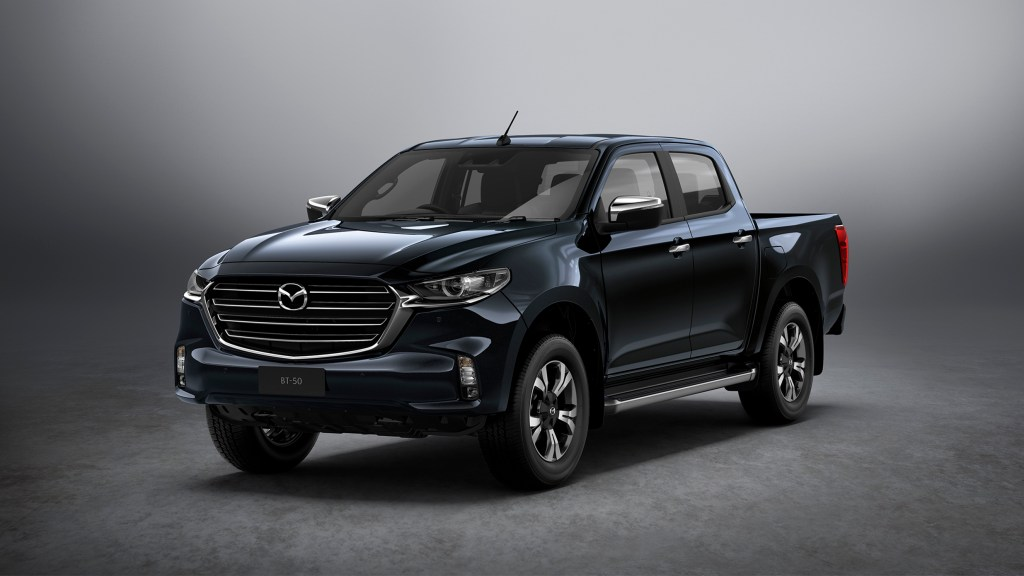 All-New 2021 Mazda BT-50 Is A Classy Isuzu-Based Pick-Up