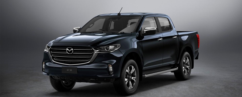 All-New 2021 Mazda BT-50 Is A Classy Isuzu-Based Pick-Up