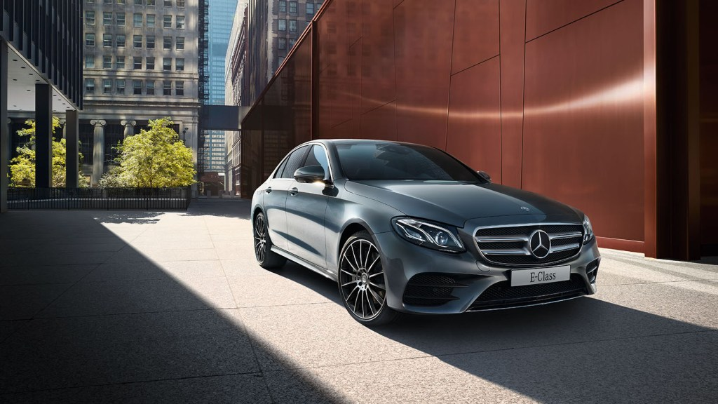 Mercedes-Benz PH Is Offering The E200 AMG Line At 0% Interest