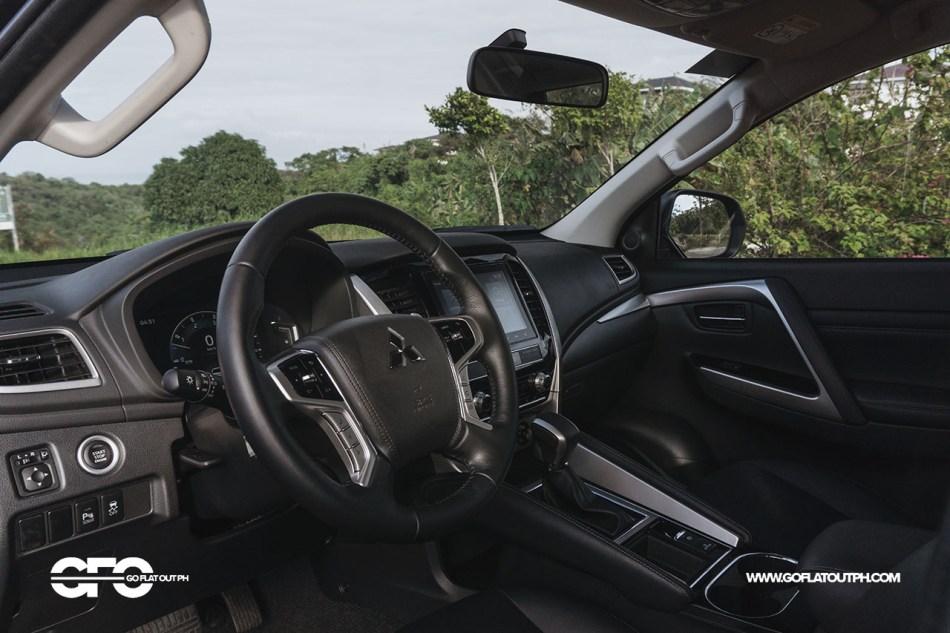 2020 Mitsubishi Montero Sport GT 2WD Interior
