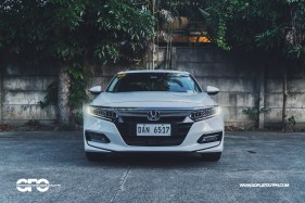 2020 Honda Accord 1.5 EL Turbo Front