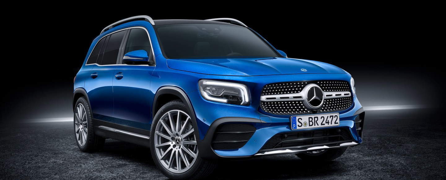 2021 Mercedes-Benz GLB Seven Seater To Make PH Debut On August 18