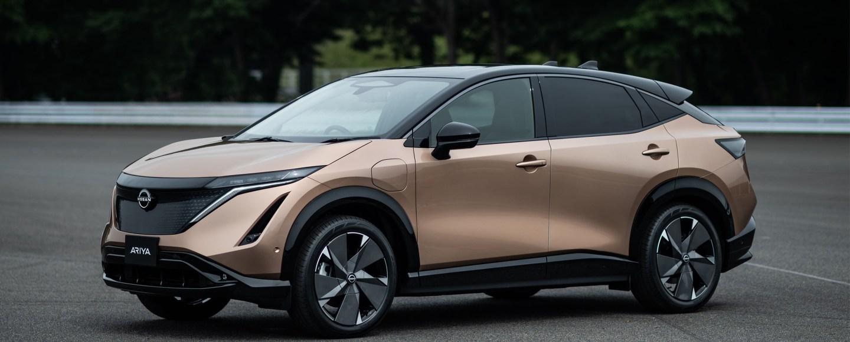 2021 Nissan Ariya Electric SUV Features Autonomous Tech, 610 KM Range