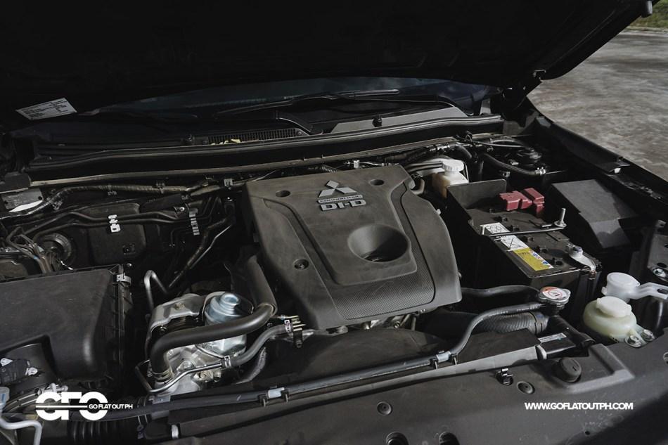 2020 Mitsubishi Montero Sport GT 2WD Engine