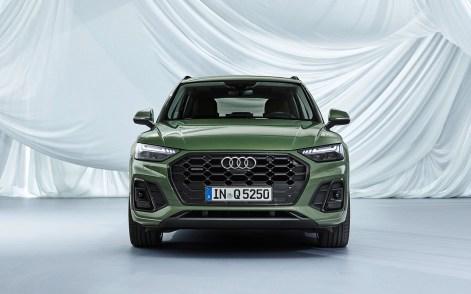 2021 Audi Q5 S Line Exterior