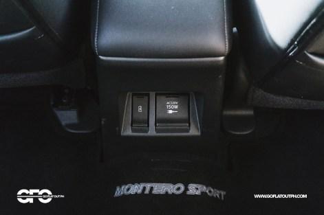 2020 Mitsubishi Montero Sport GT 2WD 220V Socket