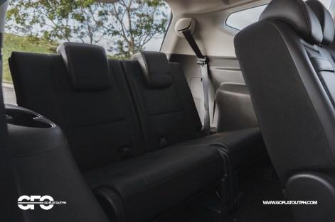 2020 Mitsubishi Montero Sport Third Row Seats