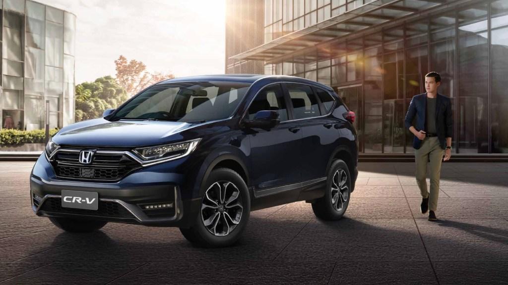 Refreshed 2021 Honda CR-V Makes Thailand Debut, Is PH Next?