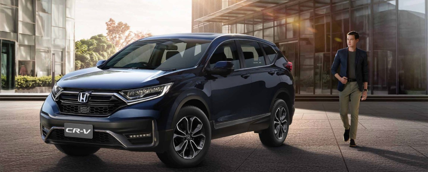 Refreshed 2021 Honda CR-V Makes Thailand Debut, Is PH Next?